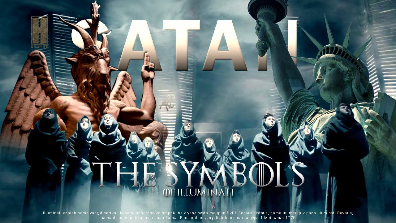 Download PERHATIKAN !!! Simbol-simbol ILLUMINATI yang ada di sekitar kita