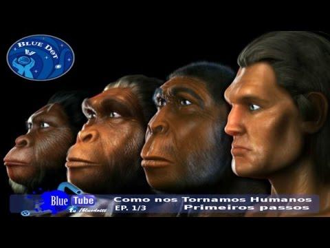 Como nos Tornamos Humanos- Primeiros passos (Becoming Human EP1)
