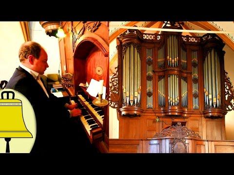 Lied 286, Waar de mensen dwalen in het donker: Samenzang Hervormde kerk Bellingwolde