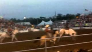 Iowa Tri State Rodeo 2013