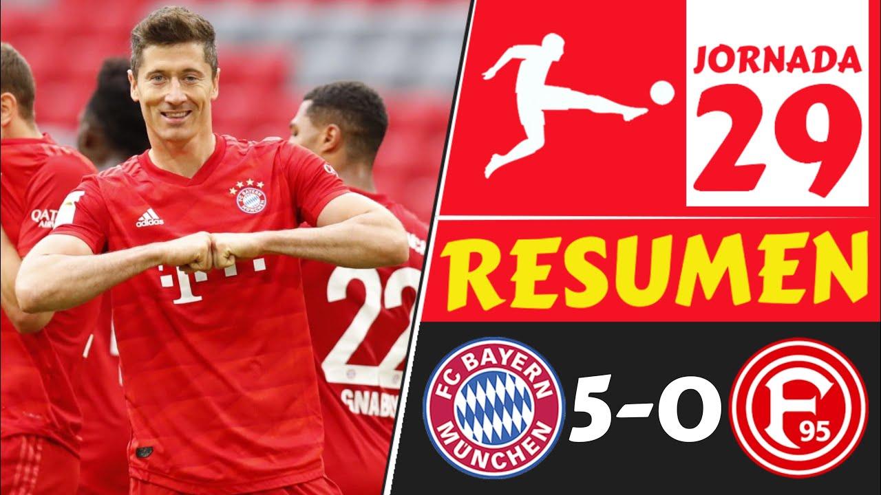 Bayern Düsseldorf Highlights