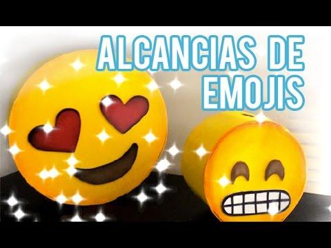Alcancía De Emojis Con Goma Eva Manualidades Faciles Con Foami Y Cartón Mayi