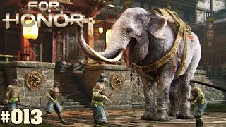 FOR HONOR STORY | #013 Der Kempe  | Let's Play For Honor Deutsch / German