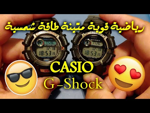 9b9ea13f8 استعراض ساعة كاسيو الرياضية casio g shock gw-2310-1er - YouTube