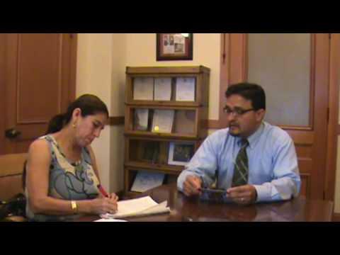 PNN-TV:  David Campos on New Sanctuary Proposal Part 1