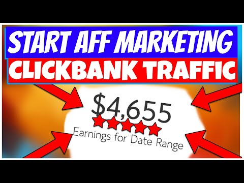 $60-470+/Day - EASY Traffic Method for Promoting ClickBank Products (CLICKBANK FOR BEGINNERS 2021)