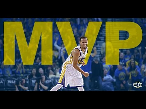 Stephen Curry - The MVP