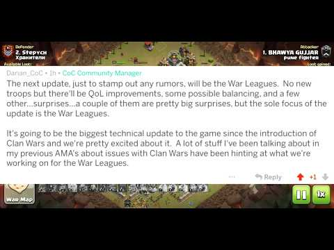 New October Update 2018 - Clash of Clans - COC