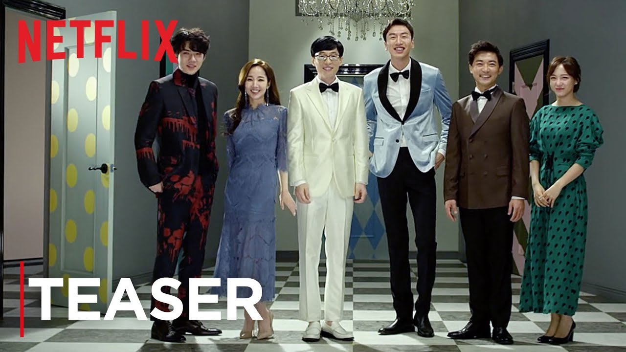 Netflix picks up Korean variety show 'Busted!' for second season