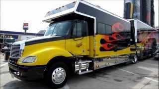 Megasleepery, Duże Sypialnie W Amerykańskich Truckach.