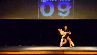 Show Anne et Romain - Gala ENS - 18 avril 2013