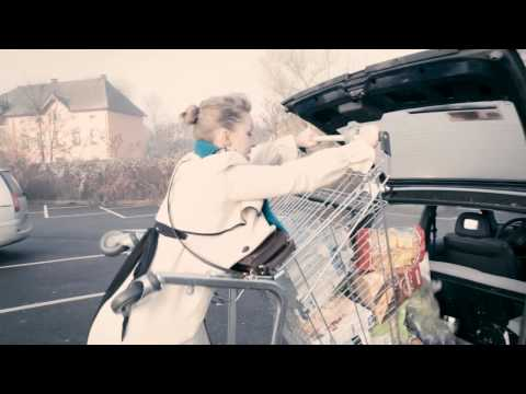 Pub ING Luxembourg : le caddy
