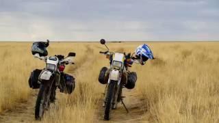 Episode 3 - Bulgaria To Kyrgyzstan By Suzuki DR350 Motorcycle