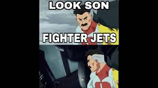 Look Son, Jets [Invincible and Rendezook Meme]