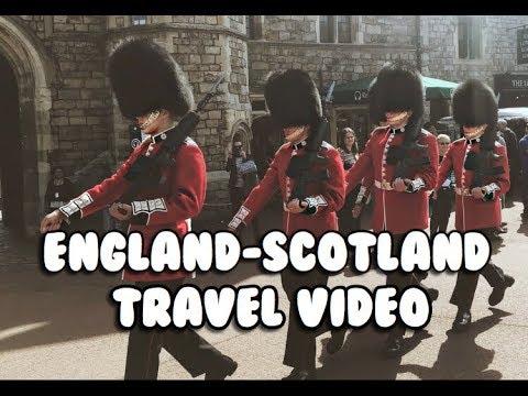 UNITED KINGDOM TRAVEL VIDEO - TAME IMPALA - VITAL SIGNS
