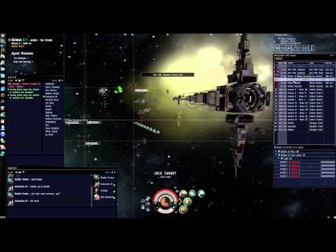 Just a little Eve Online Part 20(Missions missions missions)