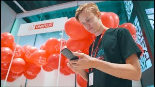 OnePlus 5 - Finland Pop-up Events