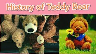 Teddy Bear| History and origin of Teddy bear| panda teddy bear | stuffed teddy bear |Tamil