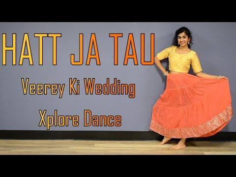 Hatt Ja Tau Video   Veerey Ki Wedding   Sunidhi Chauhan   Sapna Chaudhary   Dance Cover