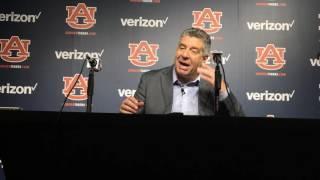 Bruce Pearl on Auburn