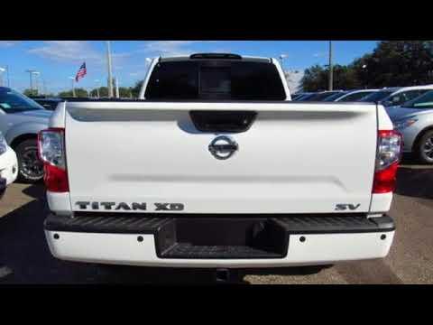New 2017 Nissan Titan XD Lakeland FL Tampa, FL #17T515