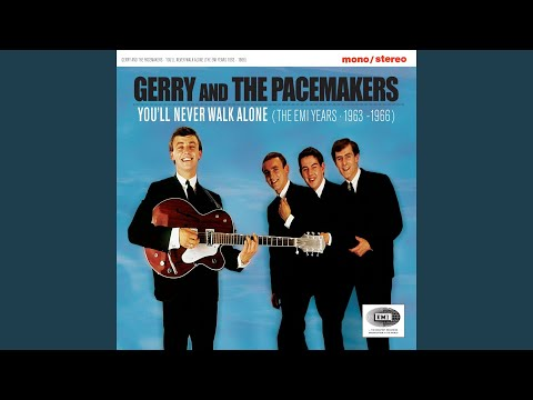 gerry the pacemakers my babe recorded live at oakland auditorium
