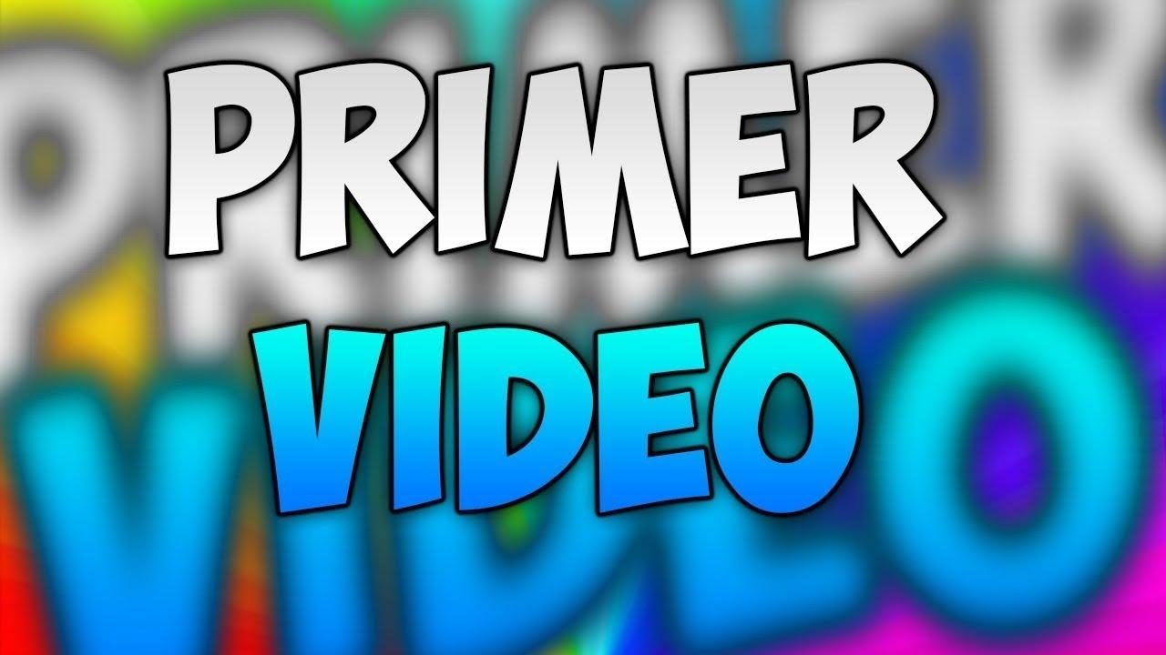 Download PRIMER VIDEO DEL CANAL...   (dedicacion para  chuchil)
