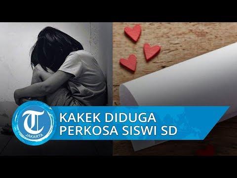Diduga Perkosa Siswi SD Di Bekasi, Seorang Kakek Sering Kirim Surat Cinta Ke Korban