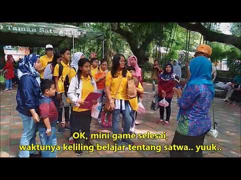 Fun Trip to Kebun Binatang Surabaya
