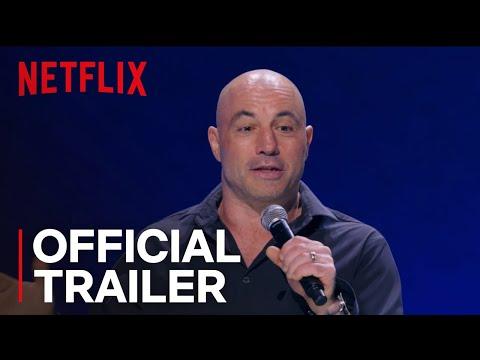 Joe Rogan: Strange Times Is Now on Netflix - What's on Netflix