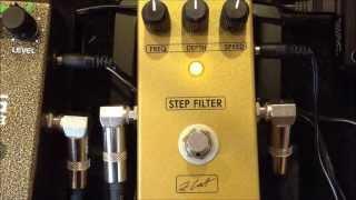 zcat step filter
