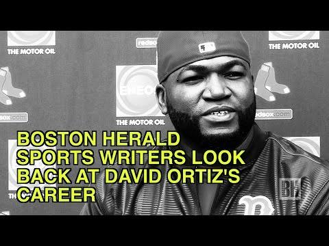 Boston Herald sports writers look back at David Ortiz