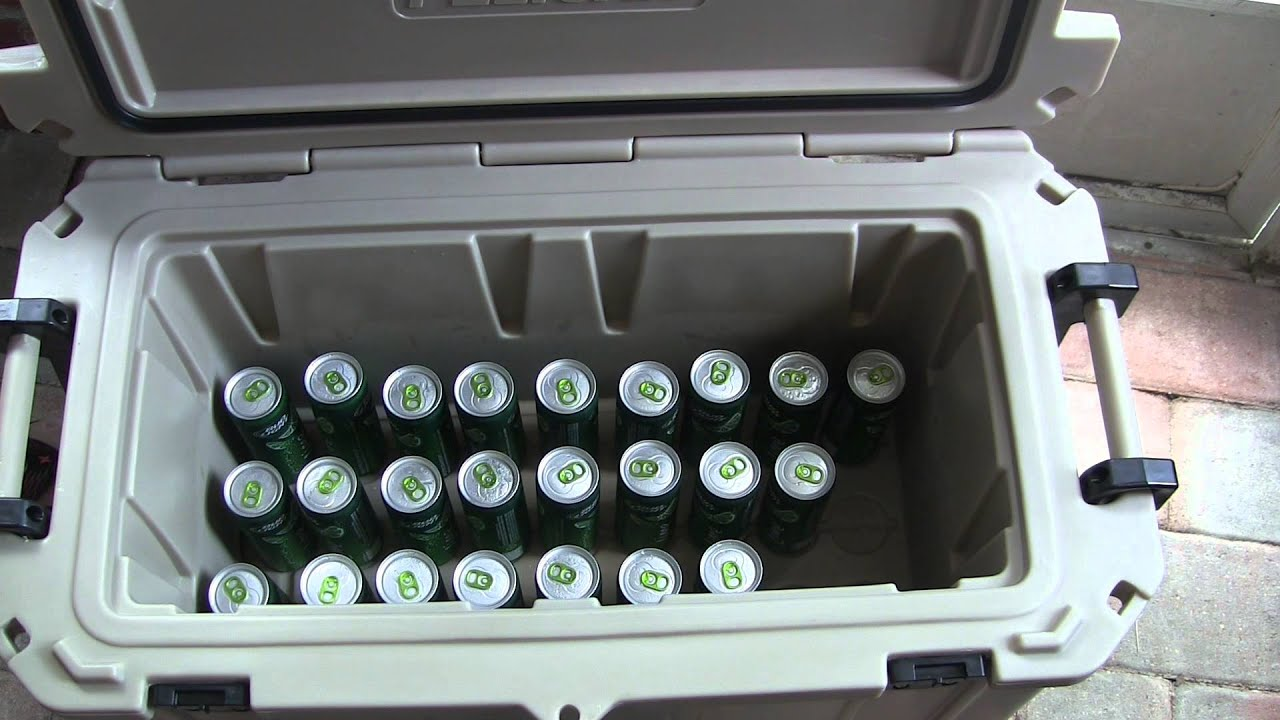 Pelican Cooler Review  YouTube