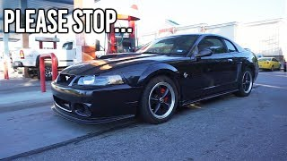 Dear V6 Mustang Owners: