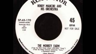 Henry Mancini - The Monkey Farm on RCA Records