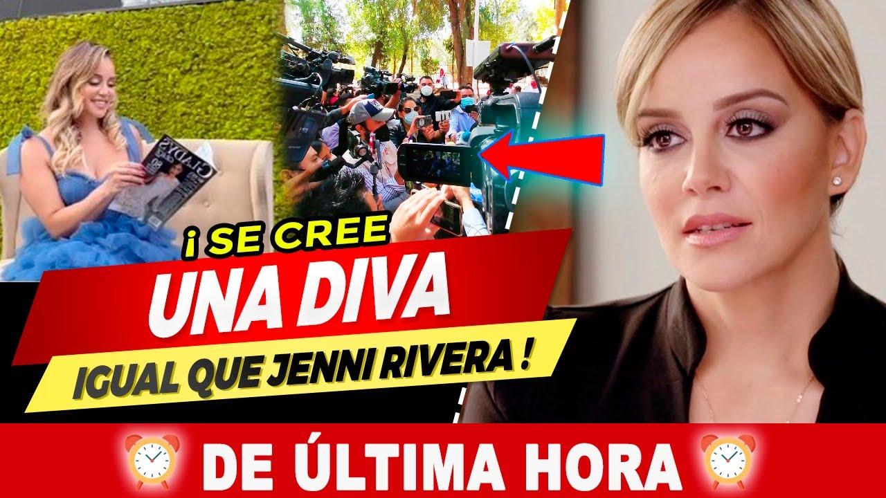 ⛔😨 ¡ Rosie Rivera 𝗛𝗔𝗖𝗘 𝗧𝗥𝗘𝗠𝗘𝗡𝗗𝗢 𝗗𝗘𝗦𝗣𝗟𝗔𝗡𝗧𝗘 Decepciona a Todos ! ❌
