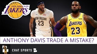 Anthony Davis Traded To Lakers: Was Keeping Kyle Kuzma & Trading Lonzo & Ingram The Right Move