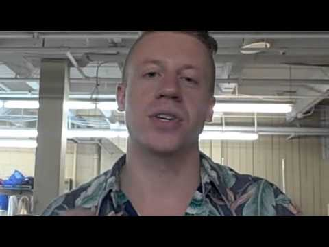 Macklemore's Thrift Tips
