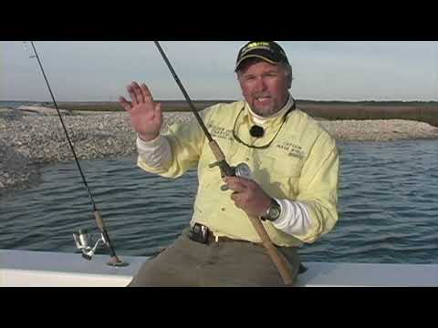 The BEST Gear Setup For Coastal Georgia Inshore Fishing From Charter Captain