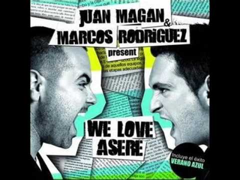 Mueve su pelo - Juan Magan & Marcos Rodriguez