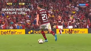 FILIPE LUIS VS. INTERNACIONAL HD 720P (21/08/2019) - LIBERTADORES 2019