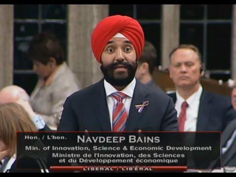 Avoid-Question Period Starring Navdeep Bains