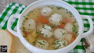 Суп с Фрикадельками. Любовь с первой ложки!