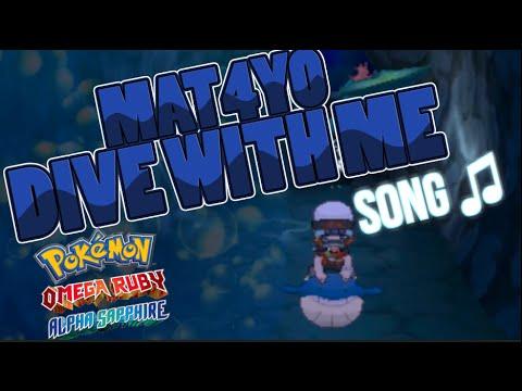 """Pokémon """"Dive with Me """" Rap! by Mat4yo - Omega Ruby & Alpha Sapphire"""