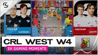 CRL West 2020 Week 5 | SK Gaming vs PaiN | Moments