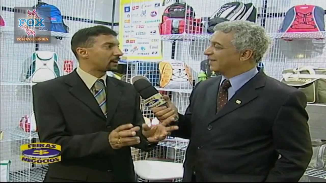 043cc04eb Jose Luiz da Fox Line Bolsas em entrevista à Rede Gazeta - YouTube