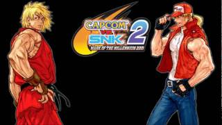 Capcom vs. SNK 2 OST - Stimulation (New York Stage)