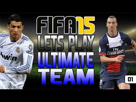 ultimate team geht nicht