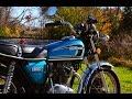 1975 Honda CB360T - Sold