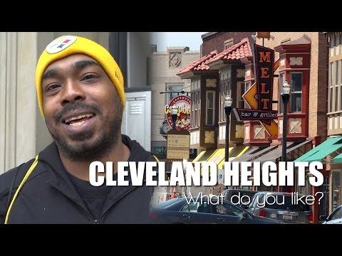 Cleveland Heights - What do you like?